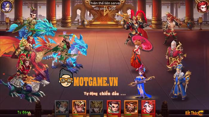 Long Tướng 3Q Mobile sắp được NPH Tendo cho ra mắt làng game Việt