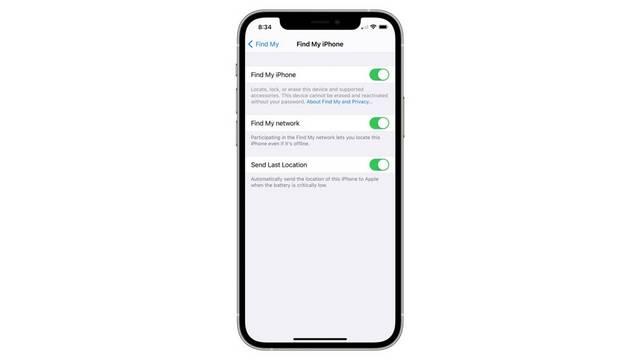 iOS 15 có thể giúp người dùng định vị iPhone ngay cả khi đã tắt hoặc reset