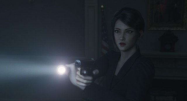 Resident Evil Animation: Infinite Darkness