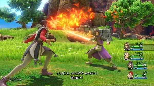 Dragon Quest XI và những cải tiến để đánh chiếm thị trường phương Tây